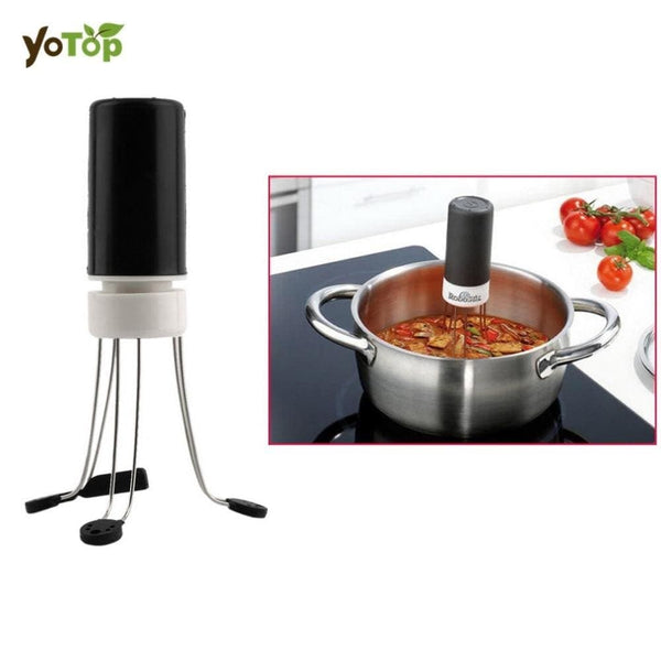 3 Speeds Cordless Stir Crazy Stick Blender Mixer Automatic Hand Free Food Sauce : Egg Beaters - Gadgets 4 EZ Life