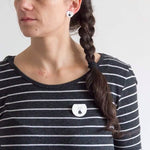 STORIES - broche - trapeze girl  |  somethingsINSIDE x helenb  |  LAATSTE STUKS - limited edition