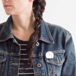 STORIES - broche - springboard girl  |  somethingsINSIDE x helenb  |  LAATSTE STUKS - limited edition