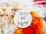 STORIES - broche - Focus on Happy  |  somethingsINSIDE x helenb  |  LAATSTE STUKS - limited edition