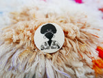 STORIES - broche - Lisette  |  somethingsINSIDE x helenb  |  LAATSTE STUKS - limited edition