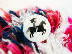 STORIES - broche - black unicorn  |  somethingsINSIDE x helenb  |  LAATSTE STUKS - limited edition