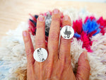 STORIES - ring - happy together  |  somethingsINSIDE x helenb  |  LAATSTE STUKS - limited edition