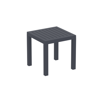 Ocean Side Table Anthracite