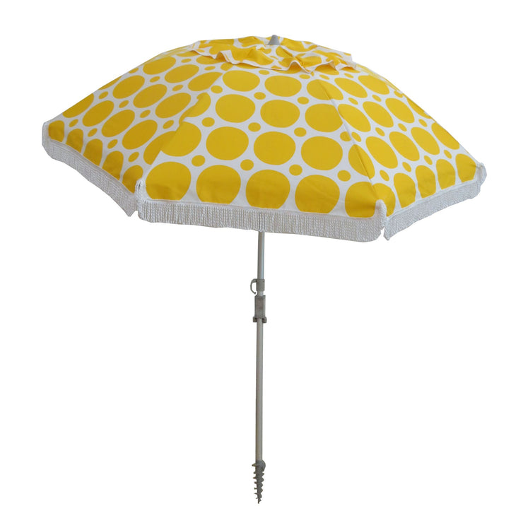 Morning Sunshine Beach Umbrella