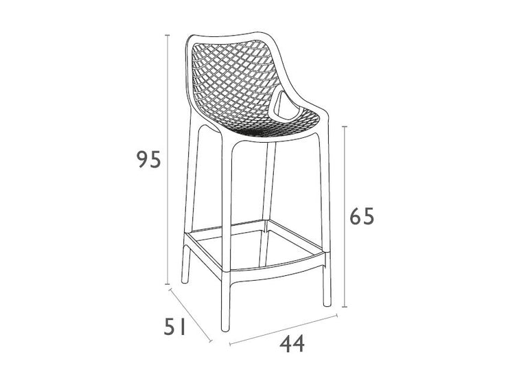 Air Bar Chair