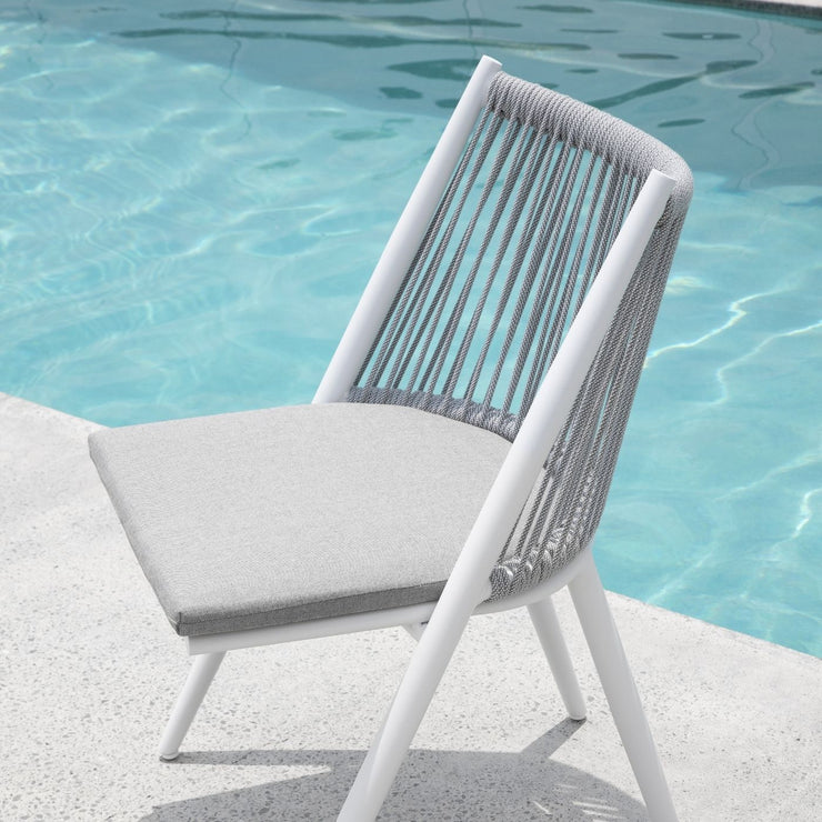 Salsa Dining Chair (White)