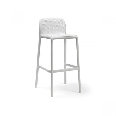 Nardi Lido Bar Chair - Bianco