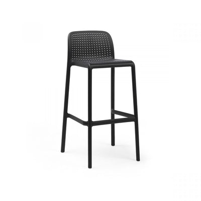 Nardi Lido Bar Chair - Anthracite