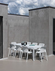 Nardi Rio 140 Extension Table - Anthracite