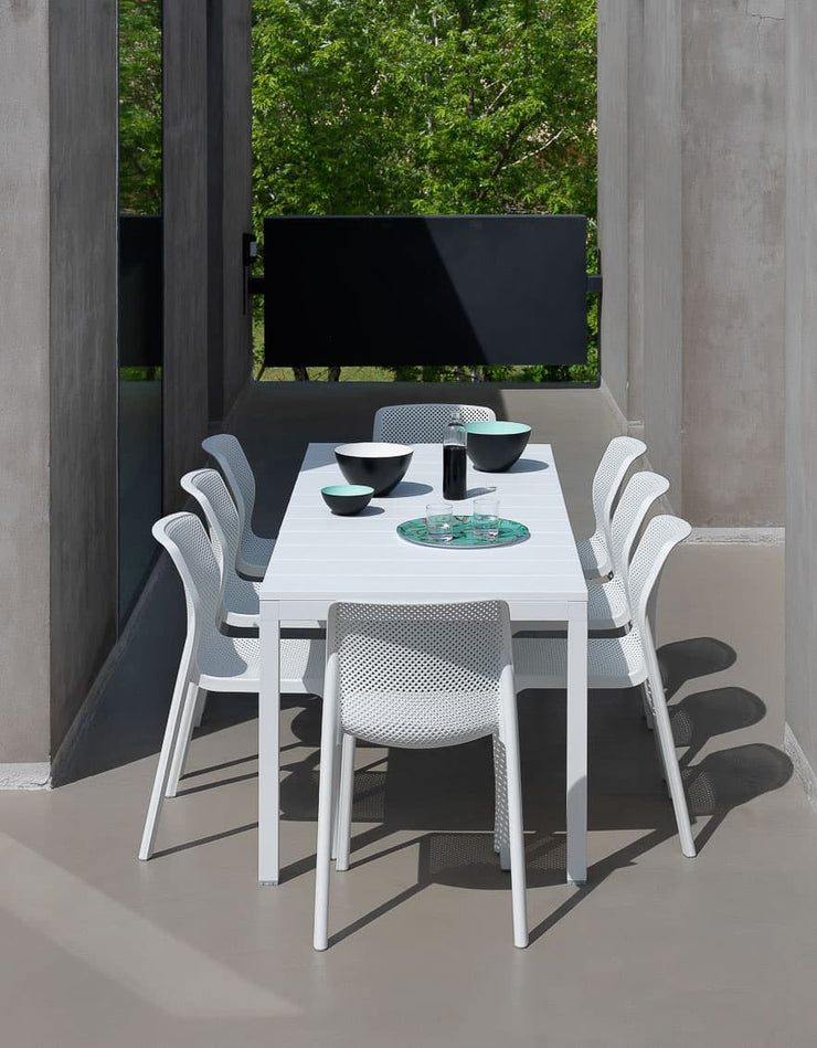 Nardi Rio 140 Extension Table - Bianco