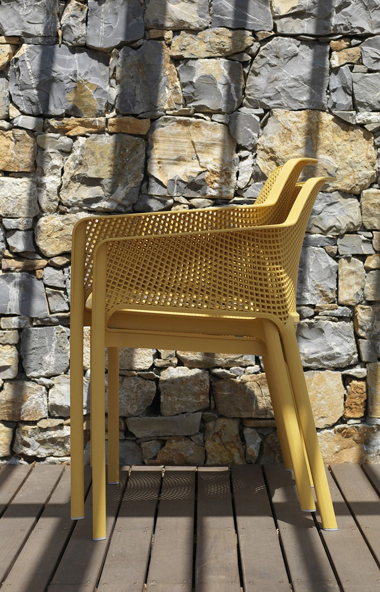 Nardi Net Chair - Senape