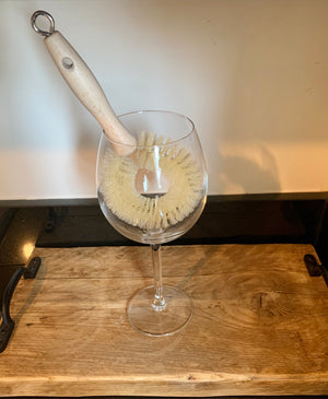 Wine Glass Brush