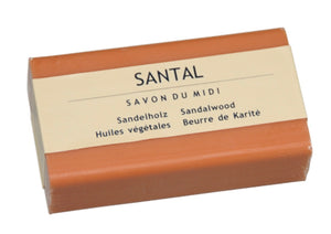 Natural Soap Sandalwood 100g