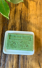 Exfoliating Verbena French Soap 125g 3 FOR 2