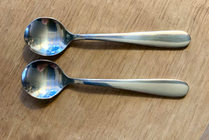Salt and Pepper Pinch Spoons