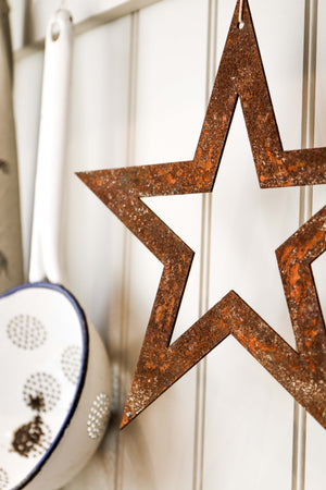 The Rusty Star 2 SIZES