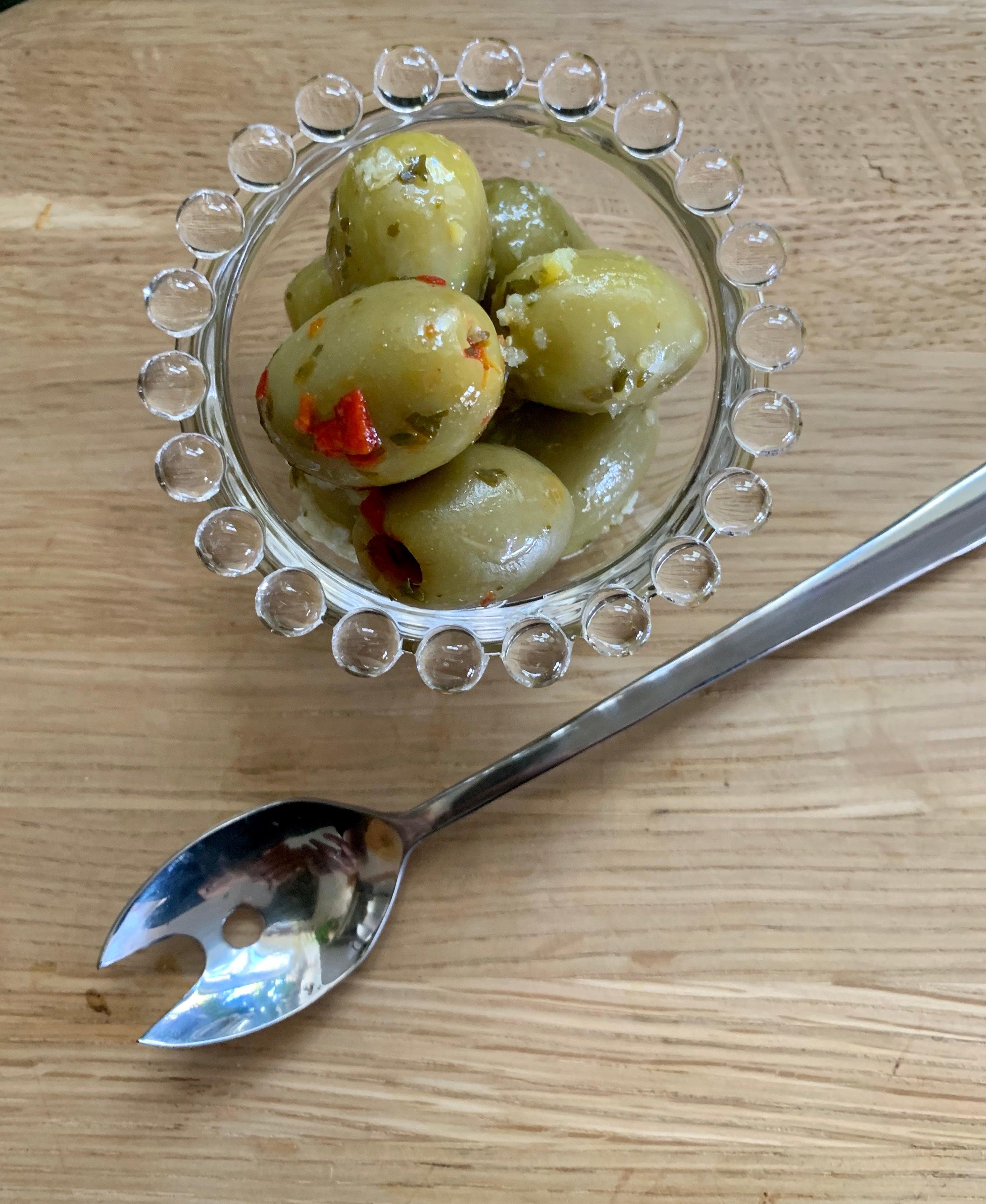 Olive Spoon