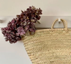 Large Rope Handle Basket