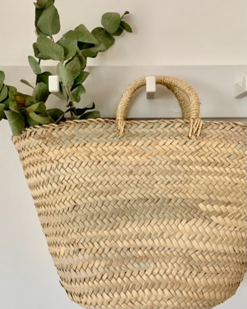 Medium Rope Handle Basket