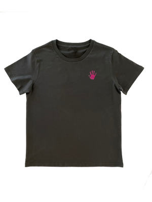 Grey Ladies Tee