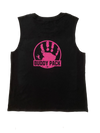 Ladies Black Singlet