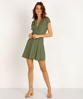 Auguste the Label Polly Goldie Mini Dress