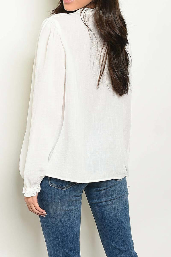 Julia Ruched Top