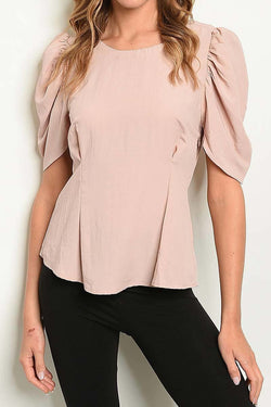 Faith Puff Sleeve Top