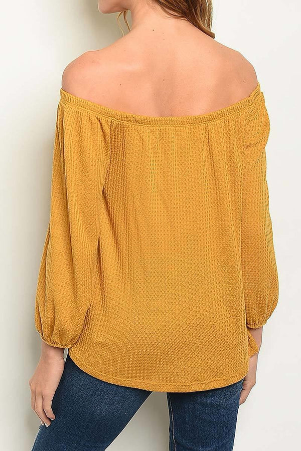 Abbey Off Shoulder Top