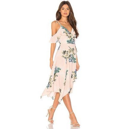 ASTR the label Yessenia Midi Dress