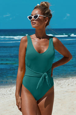 Sail Away Swimsuit- Teal