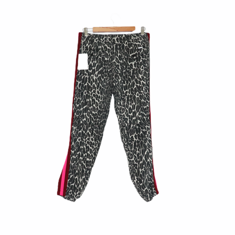 Mother Denim The No Zip Misfit Pants In Jungle Eyes