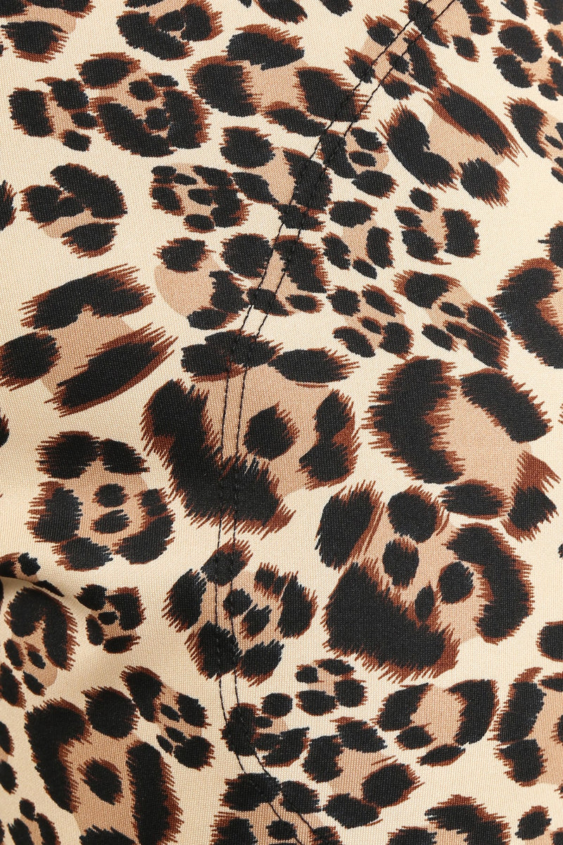 Christina Leopard Pants