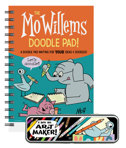 Mo Willems at the Kennedy Center