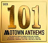 101 Motown Anthems 5 CD Set