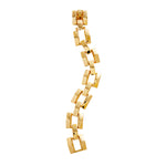 Jacqueline Kennedy Collection Pyramid Polished Bracelet