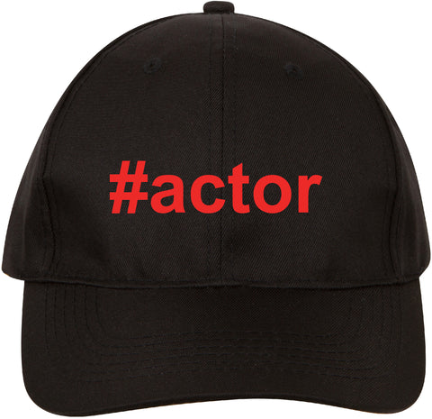 The Kennedy Center #Actor Logo Baseball Cap