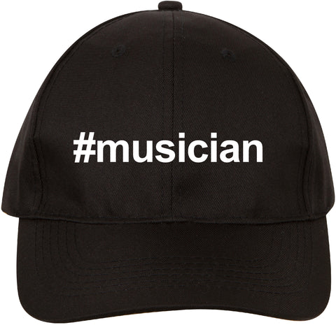 The Kennedy Center #Musician Logo Baseball Cap