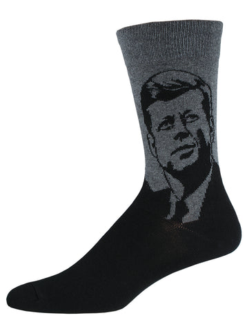 John F. Kennedy Socks