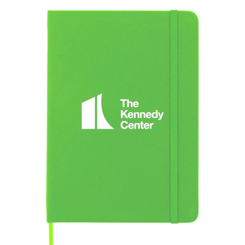 The Kennedy Center Logo Journal - Lime