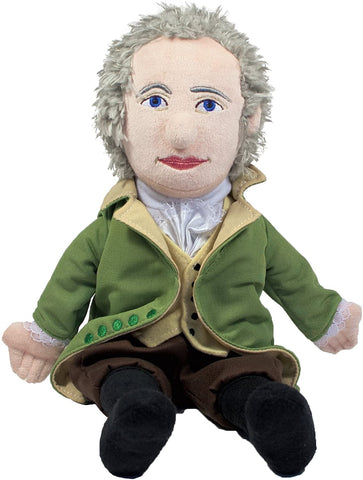 Alexander Hamilton Little Thinker Doll