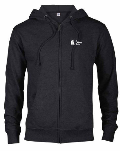 The Kennedy Center Logo Hoodie - Black