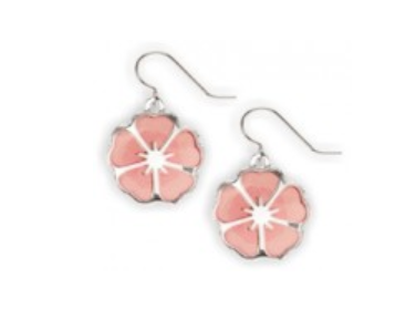 Cherry Blossom Sakura Earrings