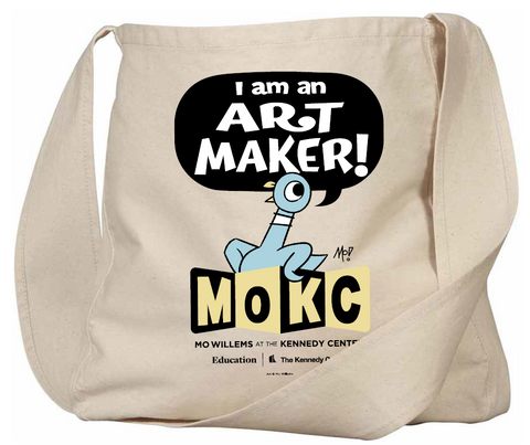 I am an Art Maker Tote