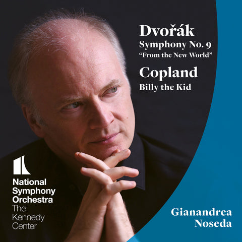 Dvořák: Symphony No. 9 - Copland: Billy the Kid
