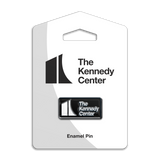 Kennedy Center Logo Lapel Pin