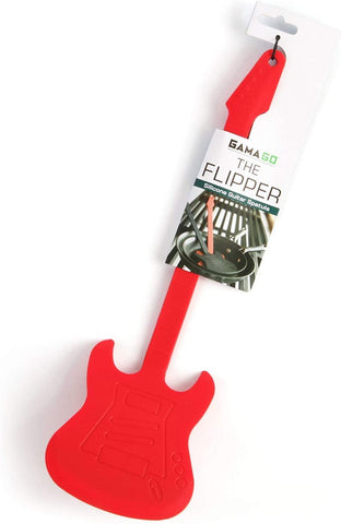 "The ""Flipper"" Silicone Guitar Spatula"