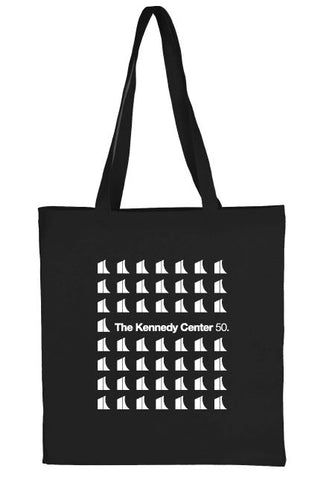 Kennedy Center 50-Year Anniversary Tote Bag