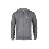 The Kennedy Center Logo Hoodie - Gray